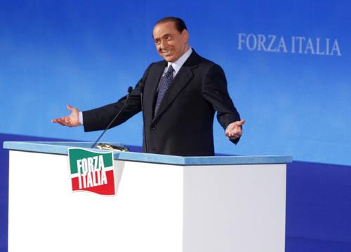 Consiglio nazionale di Forza Italia