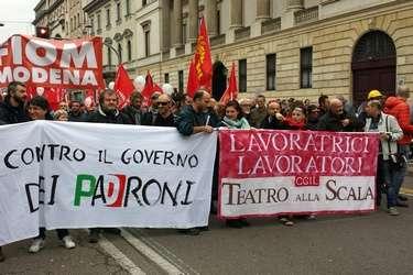 sciopero sociale