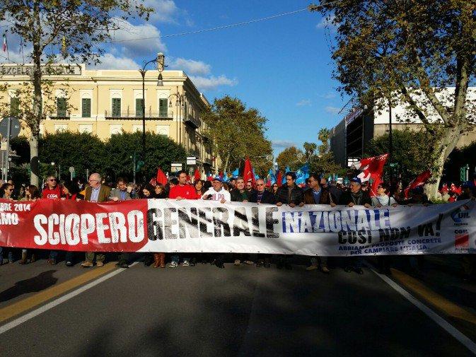 sciopero pa 3