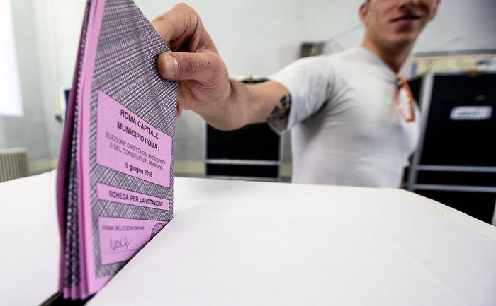 Comunali: Italia, alle ore 12 ha votato il 17,99%